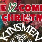 12 Comics of Christmas at Kinsmen