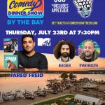 Comedy DInner Show at Lenny's By The Bay