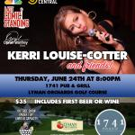 Comedy Night at Lyman Orchards