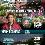 Mark Normand at Priam Vineyards