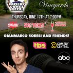 Comedy Night at Rosabianca Vineyards