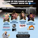 Stand Up For Sarah At Home