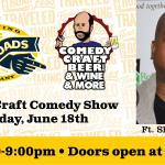 Comedy Night at Two Roads