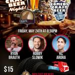 Back East Comedy Night