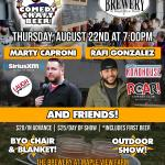 Comedy Night at Maple View Farm