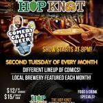 Hop Knot Comedy Craft Beer Night
