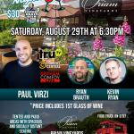 Paul Virzi at Priam Vineyards