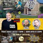 Silly Jokes and Screaming Goats with Paul Virzi