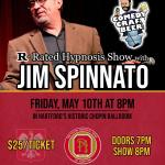 R-Rated Comedy Hypnosis w/ Jim Spinnato