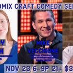Two Roads Comedy Craft Beer Night