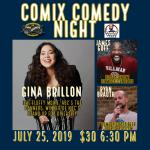 Two Roads Comedy Night
